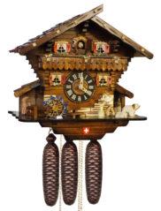 Coucou suisse mécanique musique