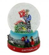 Boule de neige suisse