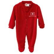 Pyjama croix suisse