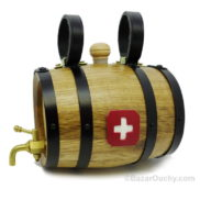 tonneau bois st-bernard