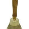 Cloche de table en bronze - Son très fort