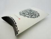 Enveloppe cadeau decoupage suisse