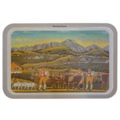 Plateau poya suisse