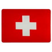 Tapis de souris Croix suisse