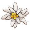 Edelweiss brodé à coudre
