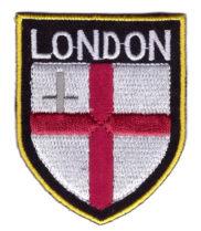 Ecusson brodé London