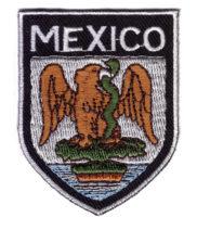 Ecusson brodé Mexico