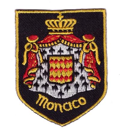 Ecusson monaco - Ecusson as monaco ...