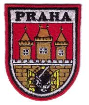 Ecusson brodé Prague
