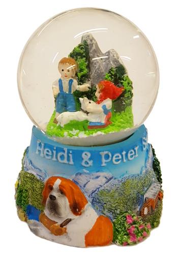 Boule à neige Heidi