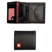 Porte monnaie cuir suisse