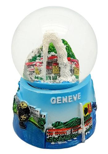 Boule à neige Genève