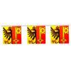 Guirlande drapeau geneve
