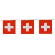 Guirlande drapeau suisse