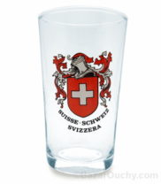 Petit verre à vin blanc suisse