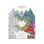 Livre a colorier suisse