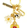 Porte clé suisse cloche