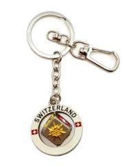 Porte clé suisse cube tourne