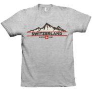 Tshirt suisse classic
