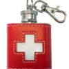 Flask flasque croix suisse