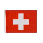 Petit drapeau suisse tissu