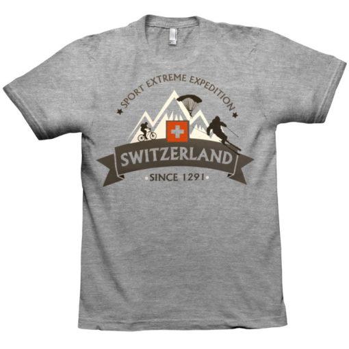 Tshirt suisse