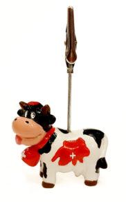 Vache porte photo suisse