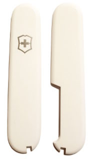 Cote plaquette séparée couteau Victorinox