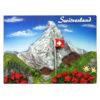 Magnet aimant suisse zermatt cervin matterhorn