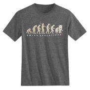 Tshirt suisse Swiss Evolution