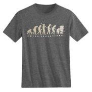 Tshirt suisse Swiss Evolution