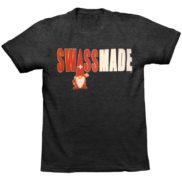 Tshirt suisse nain swiss made