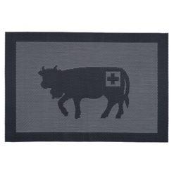Set de table suisse vache