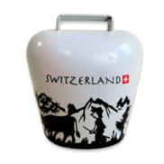 Cloche suisse aimant