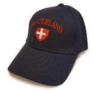 Casquette suisse croix