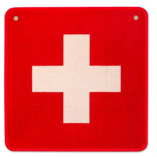 Tapis jass yass croix suisse