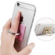 Support mobile pour téléphone portable arrière