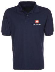 Polo suisse brodé croix suisse