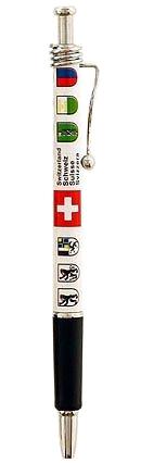Stylo suisse cadeau souvenir