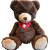 Peluche ours suisse teddy bear
