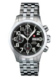 SMA30007.09 Montre automatique suisse Chronomètre