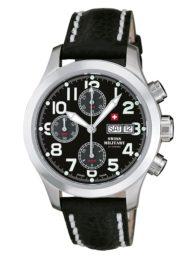 SMA30007.12 Montre automatique suisse Chronomètre