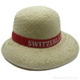 chapeau suisse paille