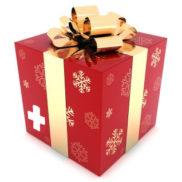 Idée cadeau Noël Suisse