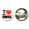 Badge I love Swiss