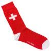 Chaussette croix suisse