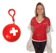 Poncho suisse