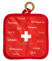 Manique croix suisse