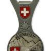 Décapsuleur suisse avec magnet aimant