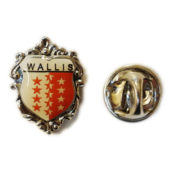 Pin's canton Wallis